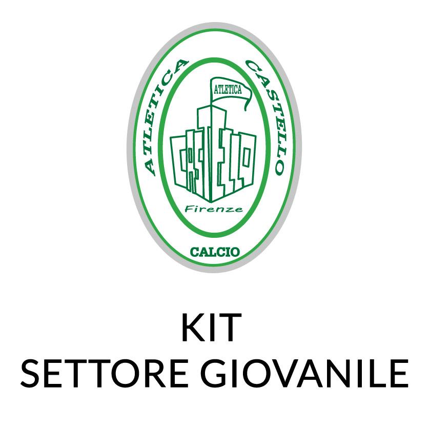 Kit Settore Giovanile Castello