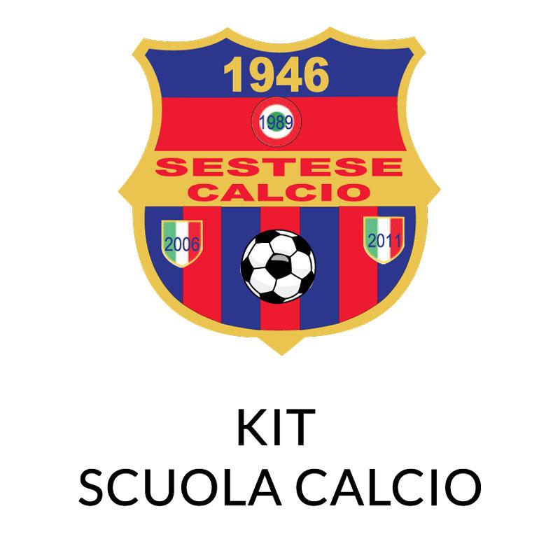 Kit Scuola Calcio Sestese 2019