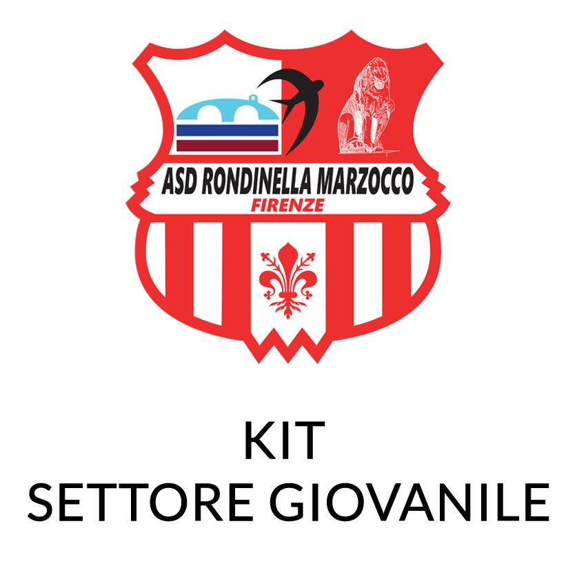 Rondinella Kit Settore Giovanile 2019