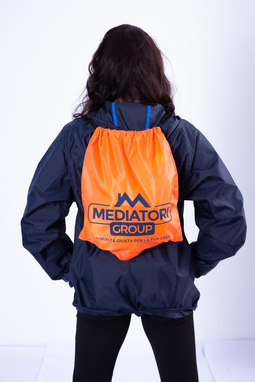 Sacchetta Arancione Mediatori